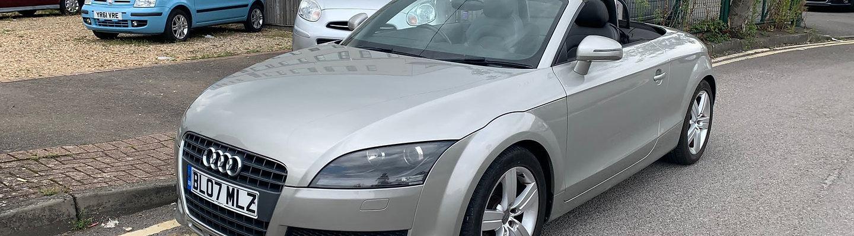 Audi TT2.0T FSI 2dr