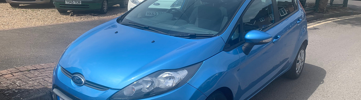FORD FIESTA 1.6 TDCi ECOnetic DPF 5dr