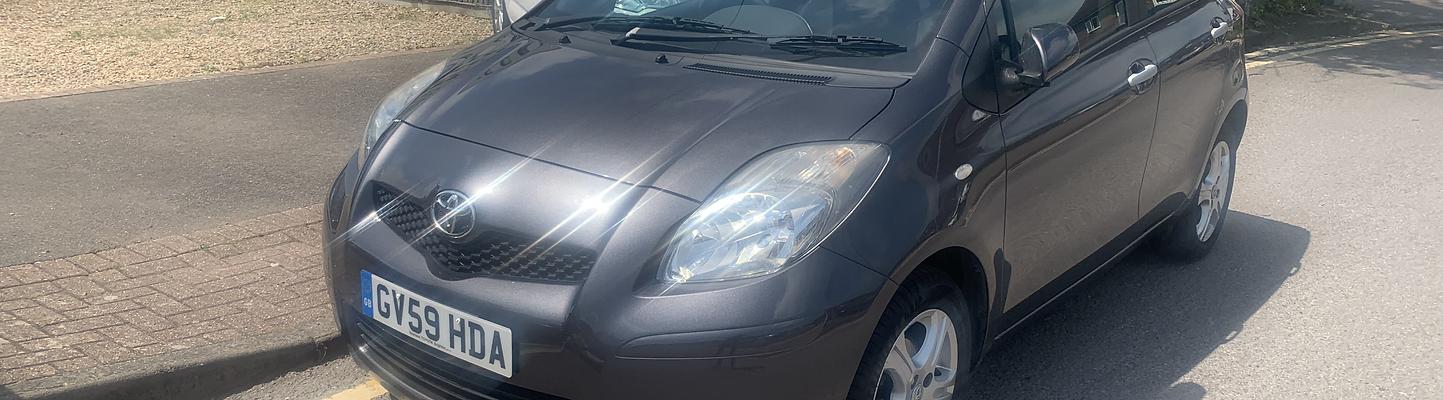 Toyota Yaris 1.33 VVT-i TR 5dr [6]