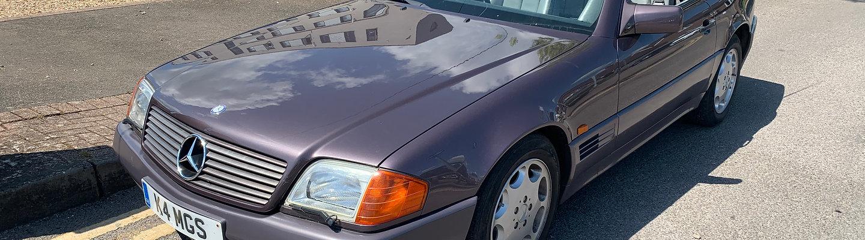 Mercedes-Benz SL Class 5.0 SL500 2dr