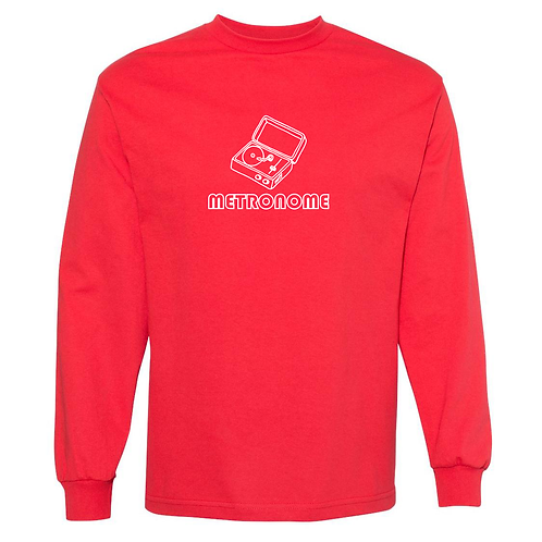 Record player Longsleeve
