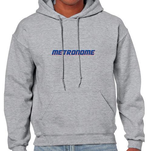 Speed logo hoodie