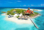 Sandals Royal Caribbean Overwater Privat