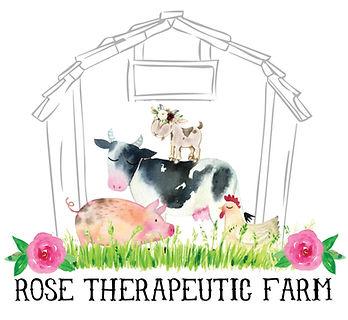ROSE Therapeutic Farm Logo