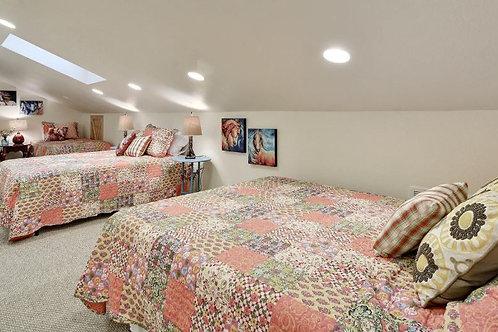 Guest Room 3 - $585