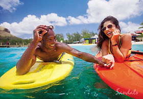 Sandals Grande St. Lucia - Couple