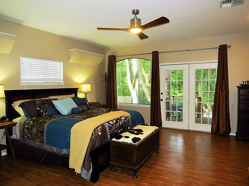 Master Suite - King for 2