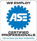 ASE Certified patch