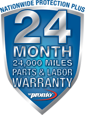 Nationwide 24 Month Warrany