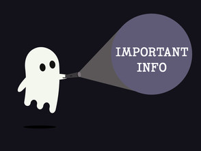Important Information From Your Leasing Office