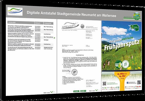 Amtstafel ID43 mit Layout transp Higr NE