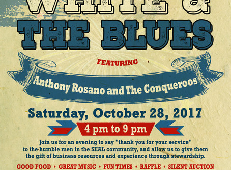 Red, White & The Blues Event