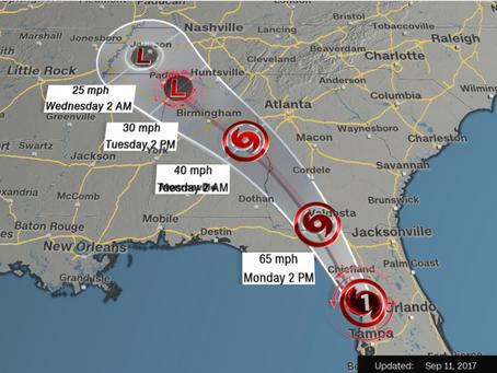 Hurricane Irma - Team America is Ready to Help Reset