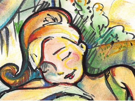 SLEEP, GLORIOUS SLEEP