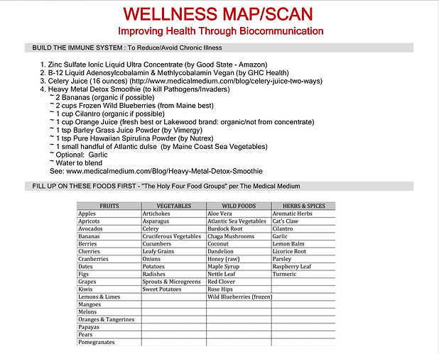 Wellness Protocol