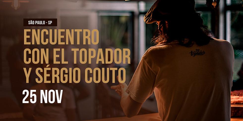 Encuentro con El Topador y Sérgio Couto