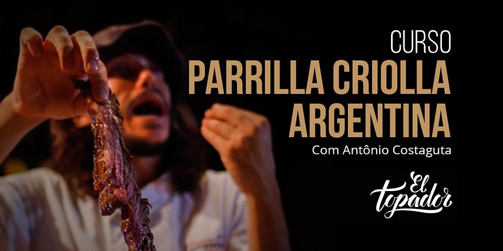 Curso Parrilla Criolla Argentina