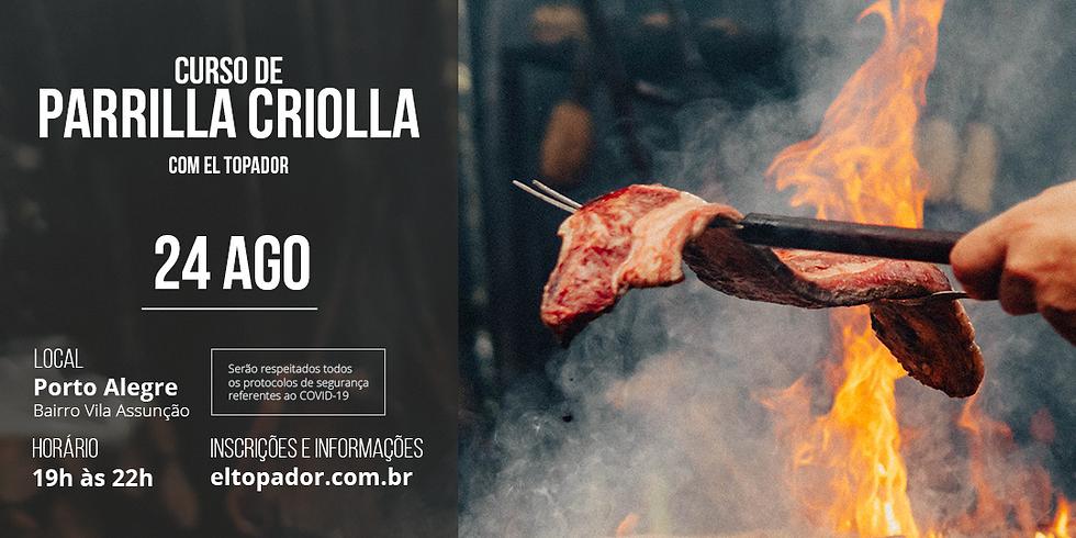 Curso Parrilla Criolla - POA - 24AGO