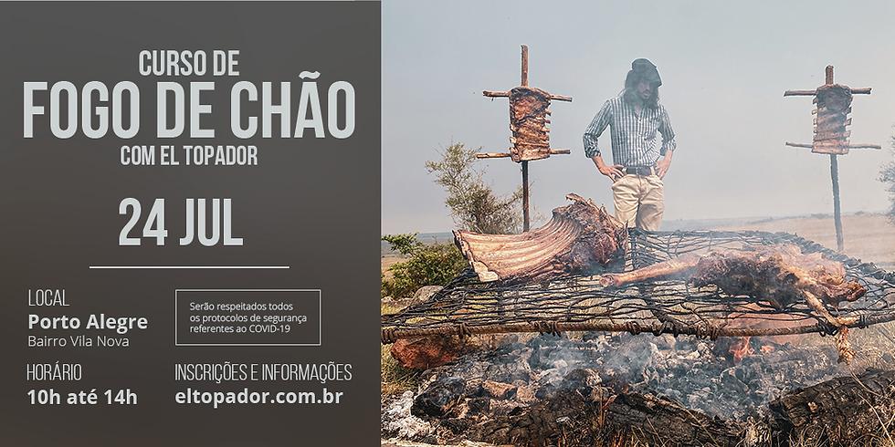 Curso de Fogo de Chão - Porto Alegre