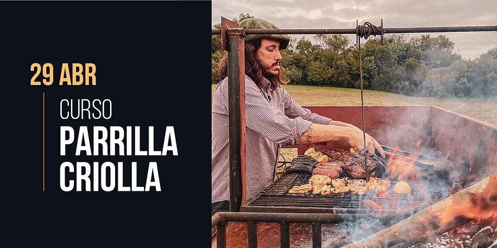 Curso Parrilla Criolla - Presencial - POA