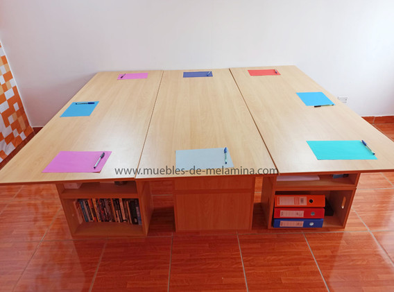 mesa cuadrada de tres escritoriobox 2.jp