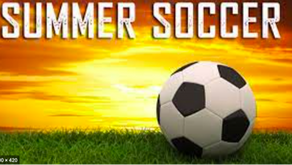 SUMMER YOUTH PICK-UP SOCCER