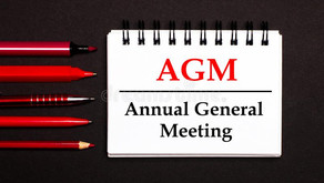 ANNUAL GENERAL MEETING AND OPEN POSITIONS