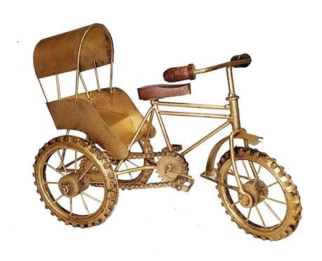 Metal Pedicab NY