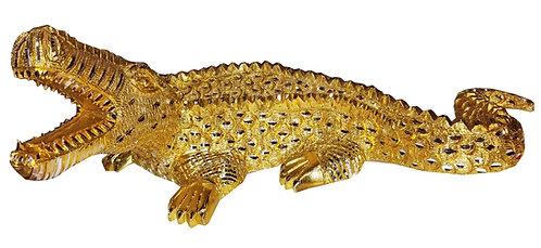 Gold Alligator