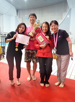 第26回全日本スポーツダイビング室内選手権大会速報(主な結果NASO)