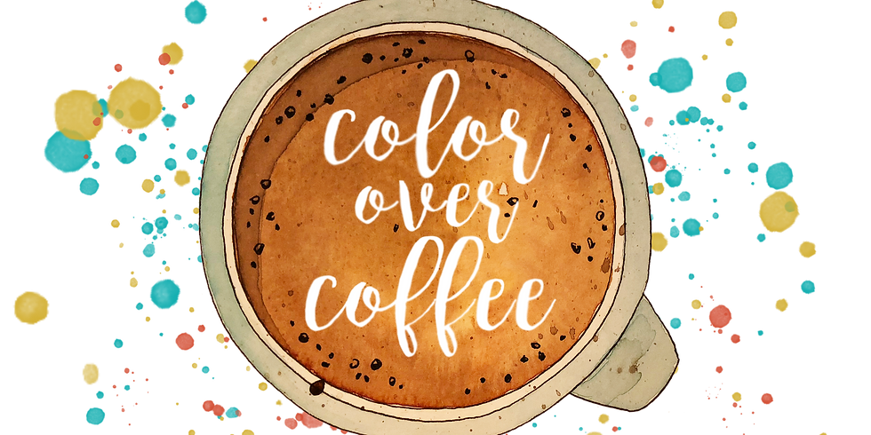 Color Over Coffee Art Social