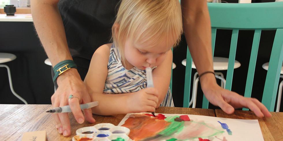 Kids Summer Art Camp
