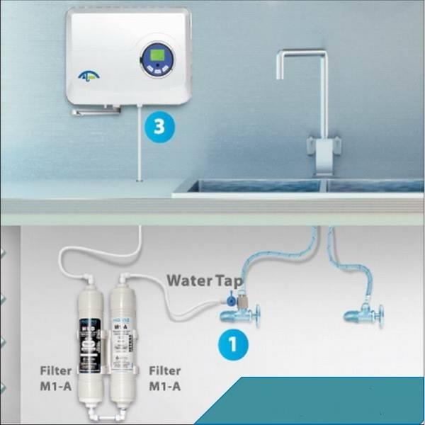 Planta Ozonificadora de Agua / Aire 3 en 1