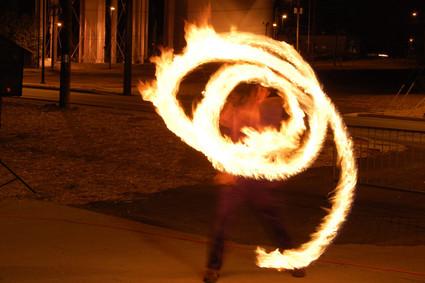 2-Fire-show-2010-11x17-photograph-Kristi