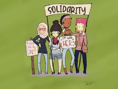 Activist Women Twitter Feeds