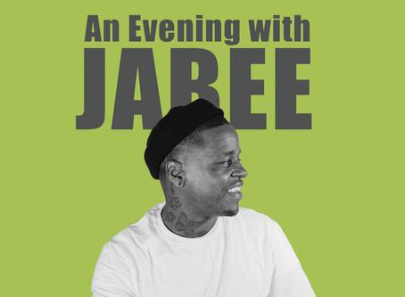 Jabee Williams: Music and Talk Back