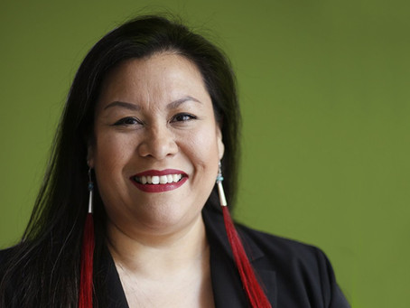 The Culture, Oppression and Fortitude of Indigenous People with Sarah Adams