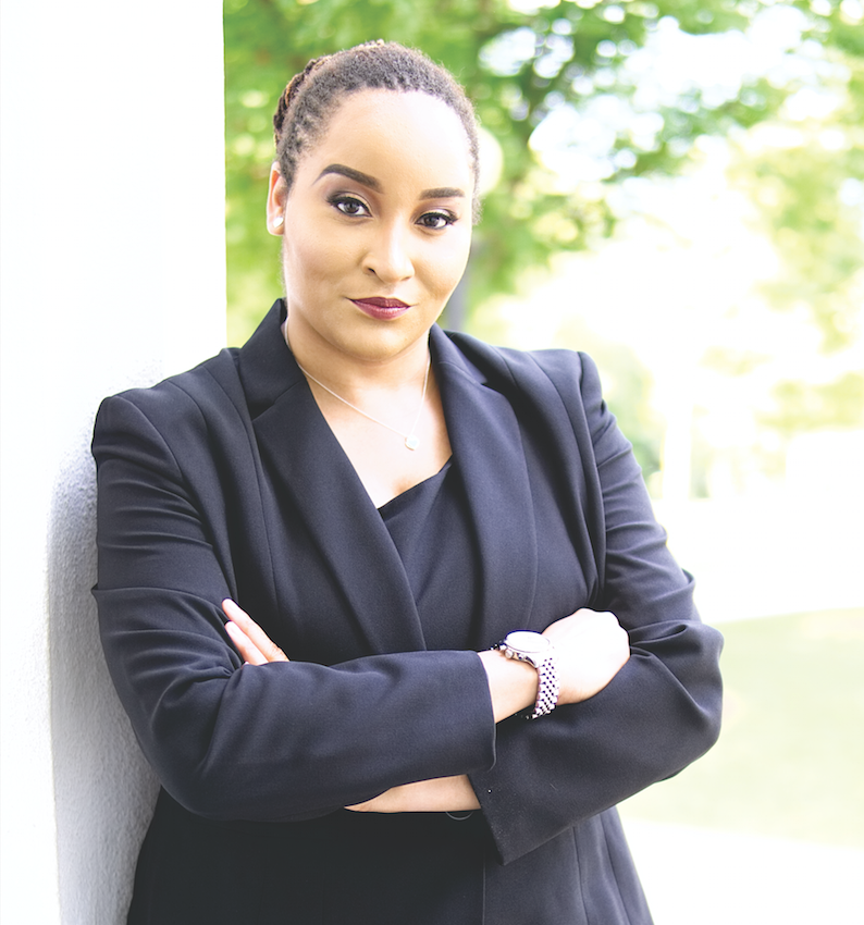 Centering Black Women's Work: A proFile of Brittany M. Williams Doctoral Candidate, College Students Affairs Administration, University of Georgia
