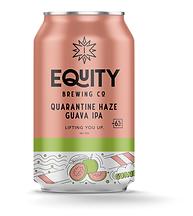 Quarantine Haze Guava IPA beer