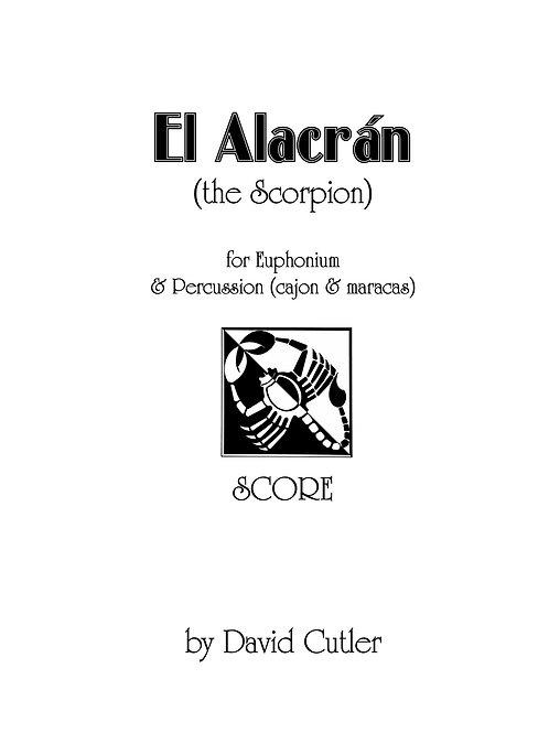 El Alacran (euphonium & perc)