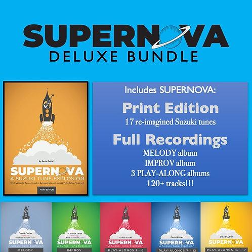 SuperNova Deluxe Bundle (Print Edition + Full Recordings)
