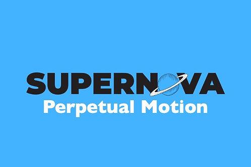 Perpetual Motion + License (string ens.)