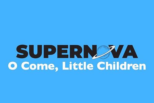 O Come, Little Children + License (string ens)