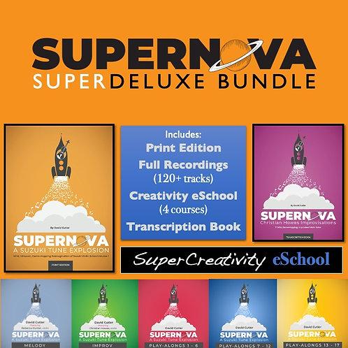 SuperNova SuperDeluxe Bundle (Print Edition + Full Recordings + eSchool))