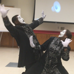 Non-verbal Community Lessons from Miming