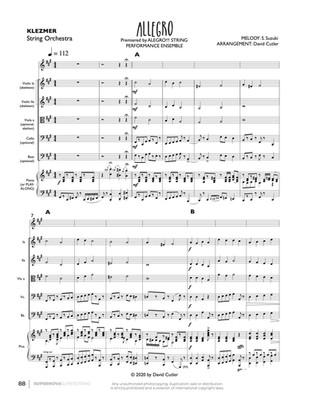 Allegro - String Orch