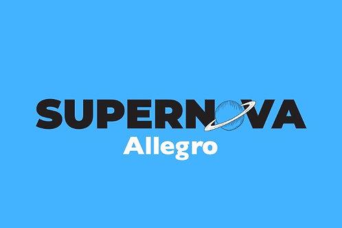 Allegro + License (string ens)