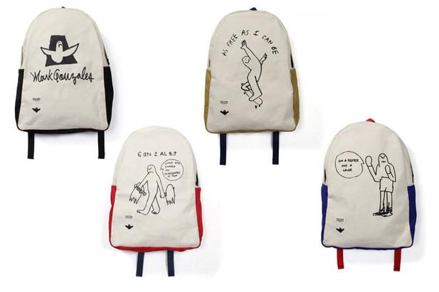 マークゴンザレスのバックパック