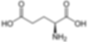 2000px-L-Glutaminsäure_-_L-Glutamic_acid