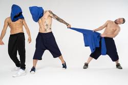 Оттенки синего IBK